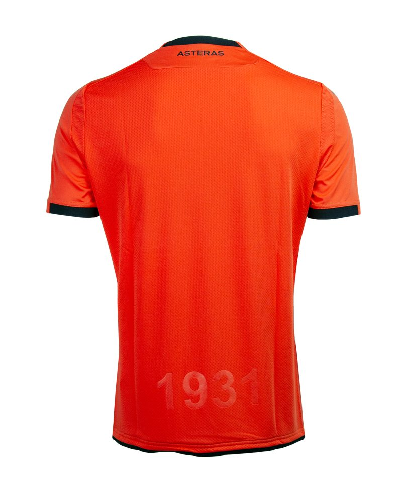 AST M18 AUTHENTIC AWAY SHIRT ORA SS SR