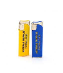 Blue & Yellow Lighter
